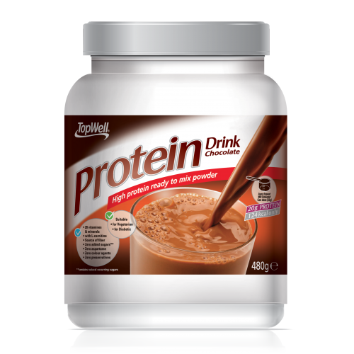 Topwell® Protein Drink 480g