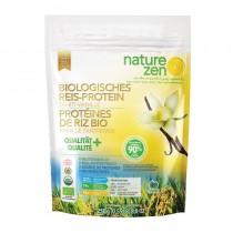 Protéine de riz biologique